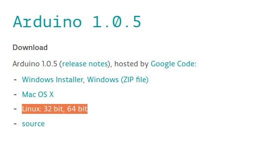Descarga de Arduino IDE 105