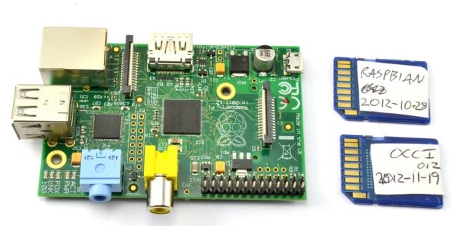 Preparando una SD para Raspberry Pi