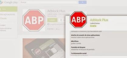 Adblock falso