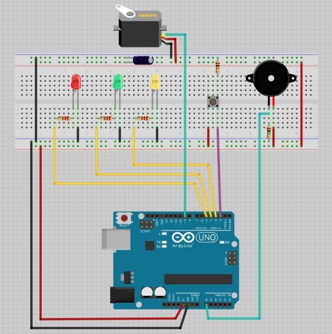 Diseño de protoboard